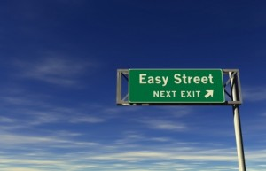The best guide to easy street.